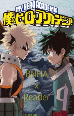 Boku no Hero Academia x Reader (DISCONTINUED) by dazaigh