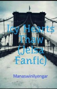 Icy Hearts Thaw (Jelsa Fanfic) cover