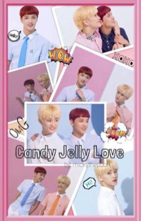 Candy Jelly Love • Markhyuck by mickythepooh