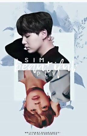 Simply Beautiful (Yoonmin) by Sugakookies-