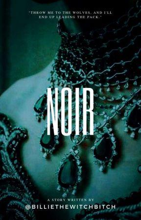 NOIR - [Fred Weasley] by billiethewitchbitch