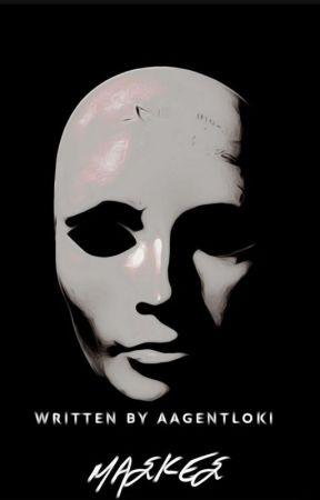 Μάσκες  by aagentloki
