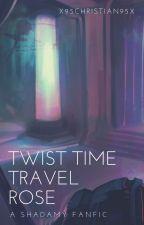 Twist Time Travel Rose   Shadamy by Skaii-Gaze