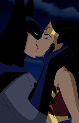 Woman and romance wonder batman Batman and