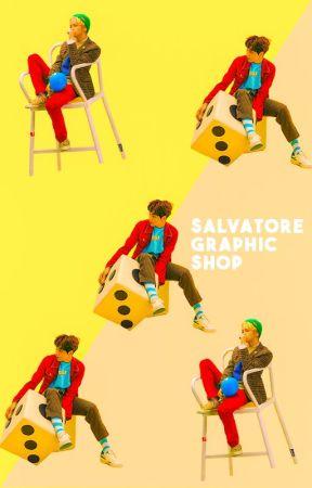 Salvatore Graphic Shop ︱closed by TAESTYPOTAETO