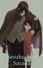 Sasuke and Sarada by Artsygirl37