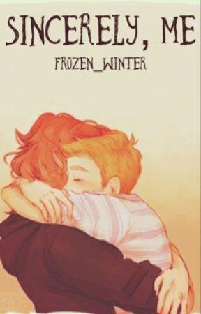 Sincerely, Me {A Dear Evan Hansen FF} by Frozen_Winter