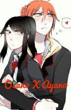 Osano X Ayano  by PurpleFlamingPanther