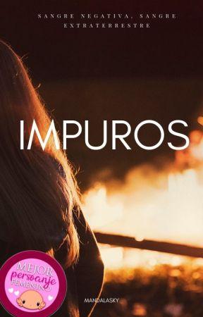 Impuros #PremiosPlanetas2021 by mandalasky