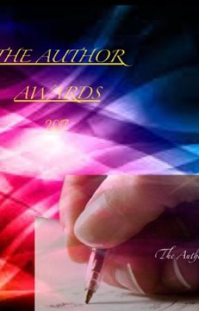 The Author Awards 2017 {CLOSED FOR JUDGING} by DawnHunter1023
