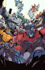 Transformers x reader (FINISHED) by fangirlavalanche