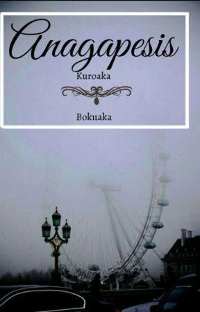 anagapesis || Bokuaka by kurocola
