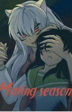 Mating Season) Inuyasha x Kagome Lemon by hatcats