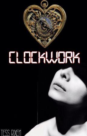 clockwork    character profiles by crowkiiing