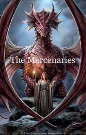 The Mercenaries  by BPTChallaX