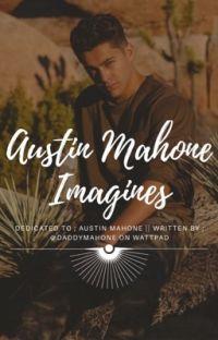 Austin Mahone Imagines  cover