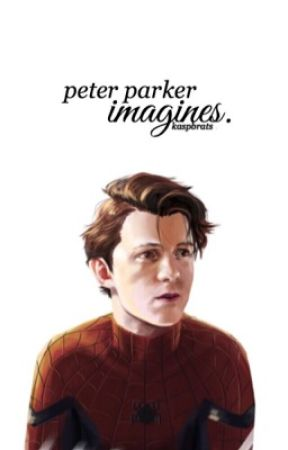 peter parker imagines. by vamprid