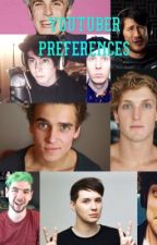 Youtuber Preferences  by Nerderdame