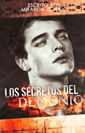 Los Secretos del Demonio. by Mirandarreola