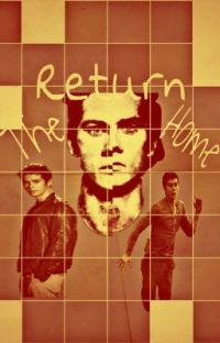 The Return Home (Maze Runner x Teen Wolf) cover