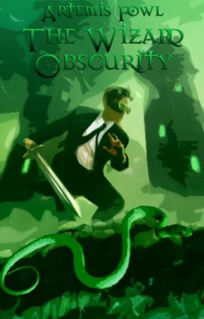 Artemis Fowl: The Wizard Obscurity by ProdigyZar