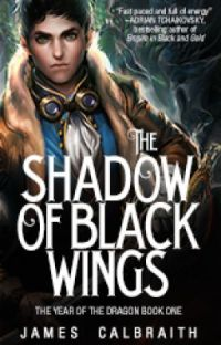 The Shadow of Black Wings (full novel) cover