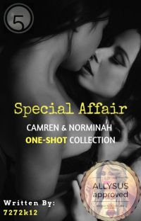 Special Affair (Camren & Norminah One-Shots) cover