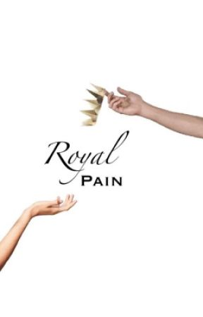 Royal Pain by Marie__reid
