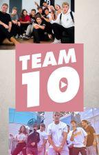 Team 10 Imagines {DISCONTINUED} by -jaderade-