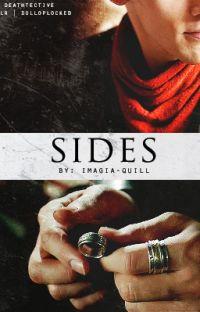 [✔] Sides (a merthur soulmate au fanfiction) cover
