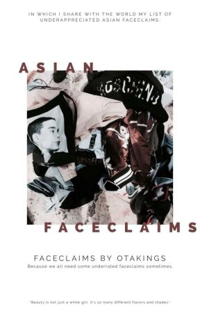 ASIAN FACECLAIMS by otakings