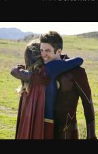 Supergirl and Flash Ship  by Anime__SuperheroNerd