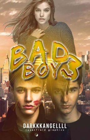 BAD BOY 3 || C. D.  by yatoxxchan