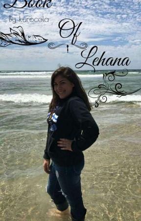 Book of Lehana by kurocola