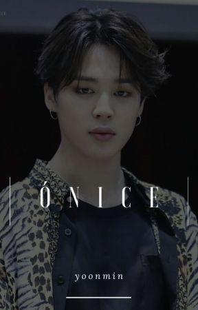 ÓNICE #1; yoonmin by samandipity