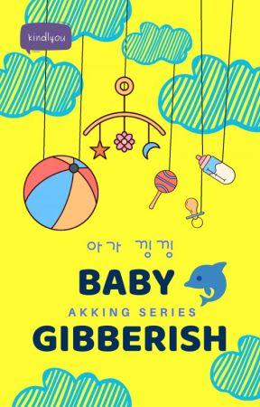 아가낑낑 - akking series by kindlyou