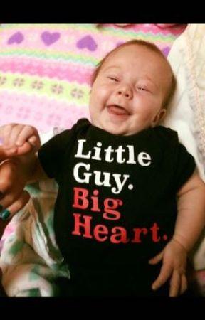 Little Guy. Big Heart. (WONDERTHEMOVIE)  by Shyli_Obrien