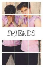 Friends [Editing] by seriously_seavey