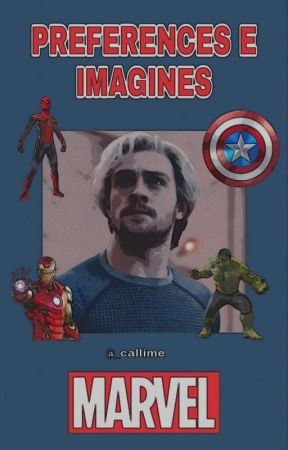 Preferences ➦ Marvel by _callime