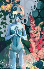 A Pearl For A Noble Gem (Blue Pearl x Reader) by LapisPeridotLapis