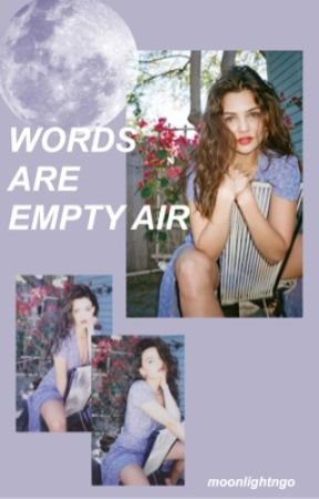 words are empty air ➳ stiles / isaac [1] by moonlightngo
