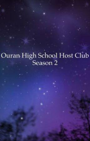 Ouran high school host club season 2 news  by marladenn_