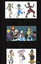 Pokemon Sun and Moon/Beyblade Burst Fanfiction by jaytheblueninja