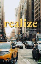 Realize (PUBLISHED) by fallenbabybubu