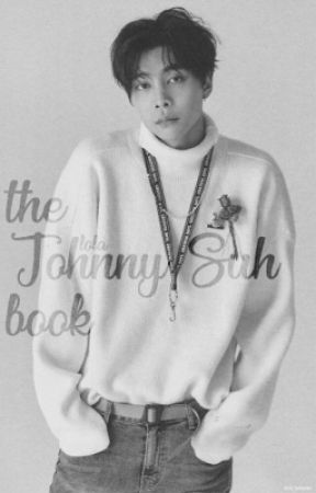 The Johnny Suh Book by chenfetti