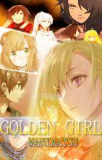 Golden Girl by Yagimatsu
