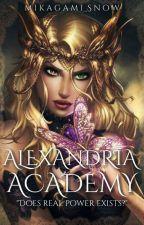 Alexandria Academy by Mikagami_Snow