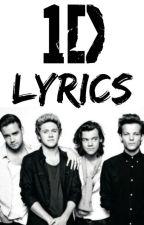 One Direction Lyrics by 5sosninjas
