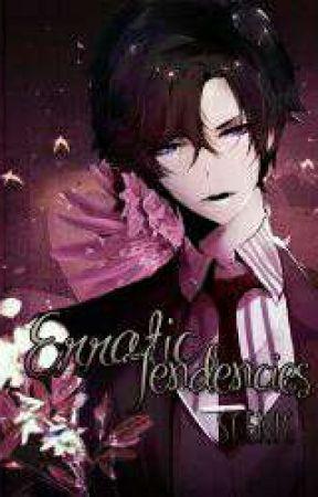 Erratic Tendencies [Jumin Han] by sweeven_2