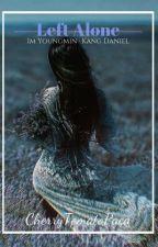Left Alone Г I.Youngmin · K.Daniel · by ByeolbitSky